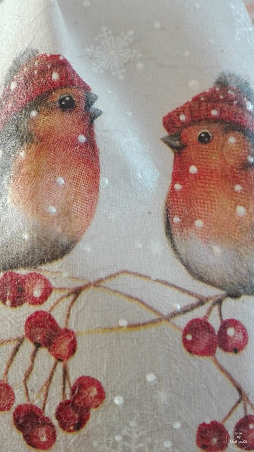 Zimowe ptaszki